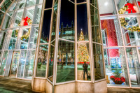Reflections of Christmas HDR