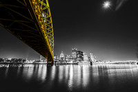 Under the Ft. Pitt Bridge - SC