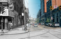 Time Warp - Ninth and Penn - 1943 and 2015 copy