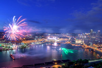 Pittsburgh Bicentennial Celebration and Fireworks - 011