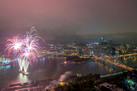 Pittsburgh 4th of July Fireworks - 2016 - 004