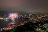 Pittsburgh 4th of July Fireworks - 2016 - 006