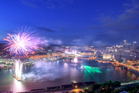 Pittsburgh Bicentennial Celebration and Fireworks - 010