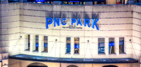 The home plate entrance of PNC Park