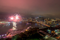 Pittsburgh 4th of July Fireworks - 2016 - 005