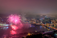 Pittsburgh 4th of July Fireworks - 2016 - 016