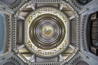 Ceiling of the Union Trust Building in Pittsburgh