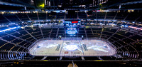 Panorama of CONSOL ENergy Center before Game 4 of the Pens vs. Caps Series