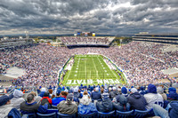 Beaver Stadium view HDR