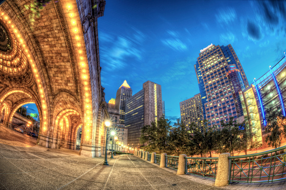 Dave dicello photography fisheye amtrak station in pittsburgh hdr amtrak station in pittsburgh hdr sciox Images