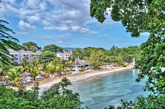 My First Time on a Nude Beach c/o Couple Sans Souci Ocho Rios, Jamaica - Christine Lee