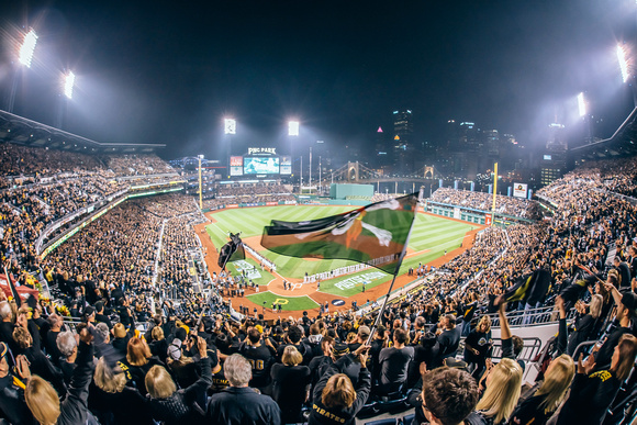Pittsburgh Pirates vs. San Francisco Giants - Wild Card Game (31 of 63)