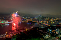Pittsburgh 4th of July Fireworks - 2016 - 007