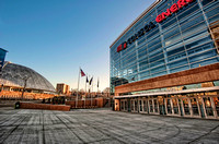 CONSOL Energy Center and the Civic Arena HDR