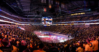 Panorama during game 2 of the Eastern Conference Finals at PPG Paints Arena