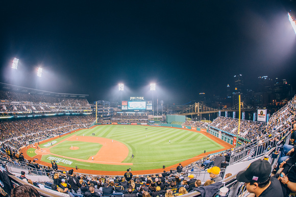 Pittsburgh Pirates vs. San Francisco Giants - Wild Card Game (53 of 63)