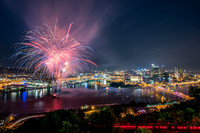 Pittsburgh 4th of July Fireworks - 2015 - 029