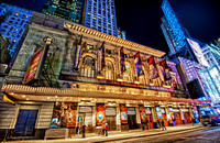 Theatres of New York City